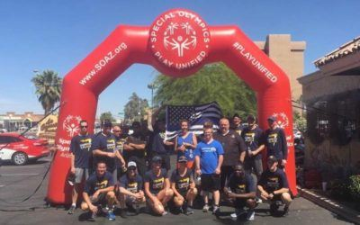 The Law Enforcement Torch Run for Special Olympics