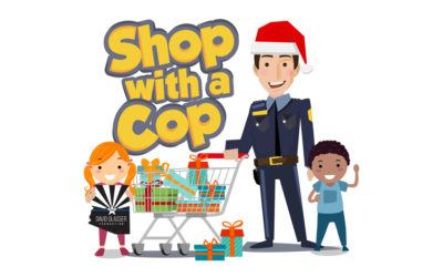 Inaugural Shop With A Cop event!