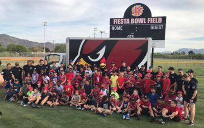 Cardinals Football Skills Camp