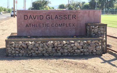 David Glasser Athletic Field