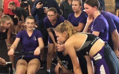 Tempe Junior Crew's Ergathon/Rower Challenge