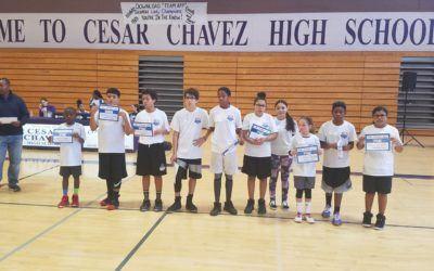 David Glasser Foundation Sports Programs