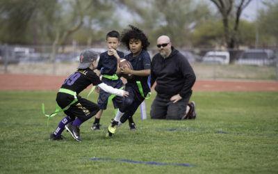 David Glasser Foundation Flag Football Tournament